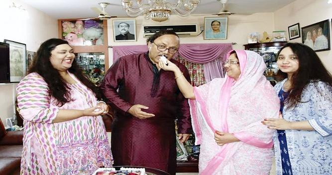 খ্যাতিমান রাজনীতিক, রাজশাহী সিটি মেয়র 'খায়রুজ্জামান লিটনের' জন্মদিন